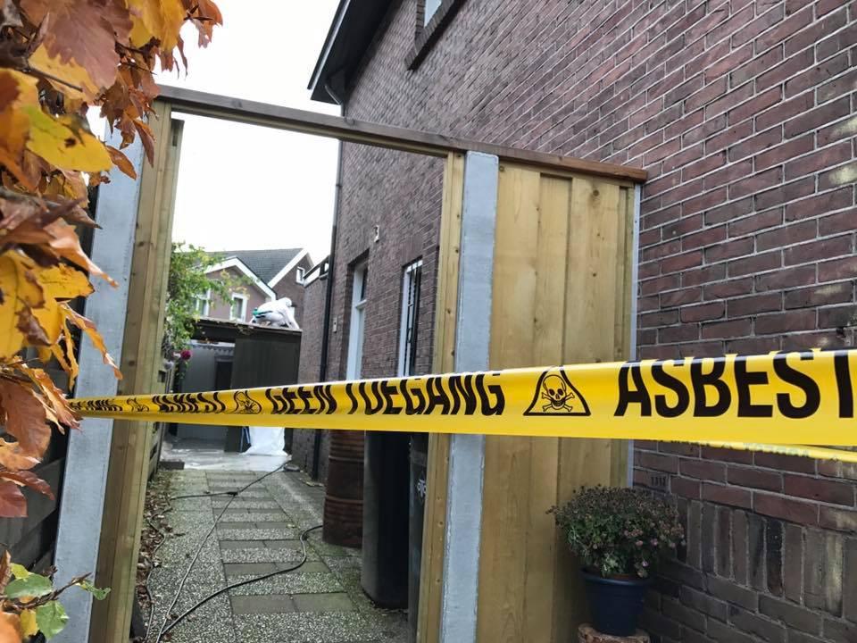 Milieu Control NL - Specialisten in asbestverwijdering