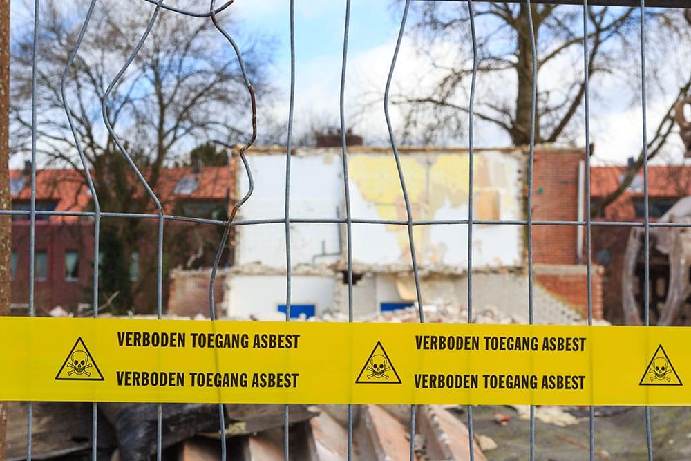 Milieu Control NL - Sloopwerkzaamheden