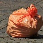 Asbest afval deponeren