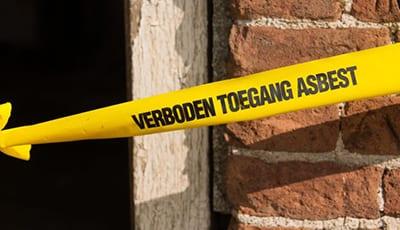asbest inventarisatie door Milieucontrol