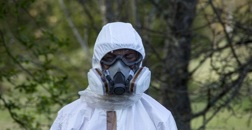 Asbest saneren | Milieu Control
