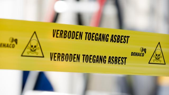 Gezondheidsrisico's asbest